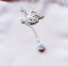 CharlotteRomantische Braut-Schmuck facettierten von sparklethots