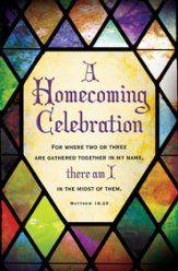 African American Church Anniversary