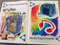Matts sketchbook experiments