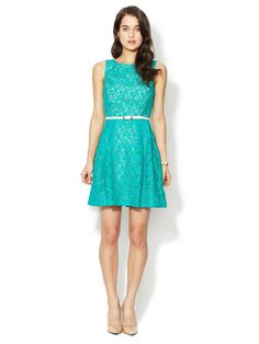Lace Swing Dress by Ava & Aiden on Gilt.com