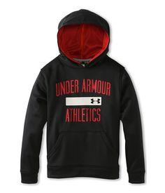 Under Armour Boys' Armour® Fleece Battle Hoodie (Big Kids)