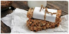 Sweet Coconut Curry Granola Bars Ingredients: 3 cups mixed nuts and seeds ( I used 1/2 cup cashews, 1/2 cup walnuts, 1 cup pecans, 1/2 cup pumpkin seeds and 1/2 cup sunflower seeds) 1/2 cup dried currants (or chopped raisins) 1/4 cup coconut oil, softened or liquid 1/2 cup almond butter (raw or roasted) …