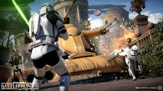 Come see Star Wars Battlefront II's loot crate system in action: Star Wars Battlefront II will have a single-player campaign and its… Pinup Art, Star Wars Jedi, Xbox One, Chris Lee, Game Mobile, Electronic Arts, Dads, Star Cards, 3d Home