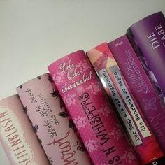 pinke Bücher