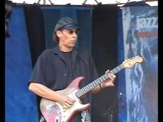 Fantastic guitar player. Videorecorded at The Blue Festival in Aalborg, Denmark. August 2005.