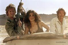 Sahara - Publicity still of Penélope Cruz, Matthew McConaughey & Steve Zahn