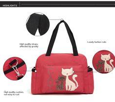 2016 женщин сумки сплошной цвет холщовый мешок мода дамы сумка с милый кот аппликации портативные большая свободного покроя тотализатор купить на AliExpress