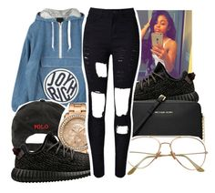 """""""man  yo pride ✨"""" by glowithbria ❤ liked on Polyvore featuring Joyrich, adidas, Ralph Lauren, Juicy Couture and MICHAEL Michael Kors"""