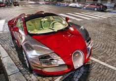 Bugatti Veyron Grand Sport. Blazing Beauty#Repin By:Pinterest++ for iPad#