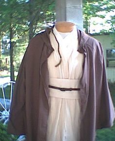The Padawan's Guide  How to make Jedi costumes