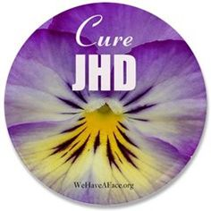 Cure Jhd - Button- http://www.cafepress.com/wehaveaface/12876931