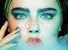 Coleção Wash and Dry da M.A.C. - Da Lavanderia para sua Necéssaire
