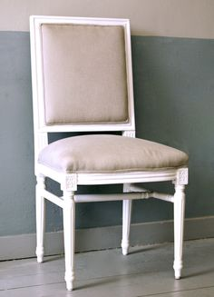 The Gustavian Kristina Chair by Katarina Halvarsson's NORDSHAPE