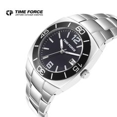 Find More Diving Information about reloj clocks men quartz movement VX42  Full stainless steel case band,High Quality case cassette,China case sealer Suppliers, Cheap case car from Perfect time. Perfect life on Aliexpress.com