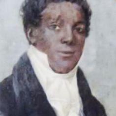 Placide Louverture, recueilli à Agen par la soeur du chevalier de Saint-George, s'est marié en 1821 avec une jeune fille d'Astaffort (Lot-et-Garonne)