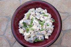 The Best Nappa Chicken Salad Sandwich not from Panera Bread