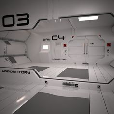Spaceship Interior, Futuristic Interior, Spaceship Design, Spaceship Concept, Futuristic Design, Futuristic Architecture, Schrift Design, Room Setup, Spacecraft