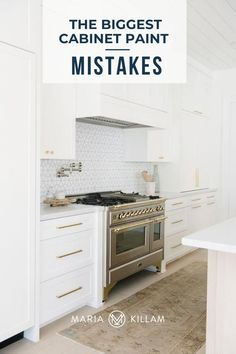 It's all in the details. So before you begin your kitchen refresh thinking some paint and tile will gussy the old place up just fine, take an honest and critical look at the details of your kitchen. Take a closer look at how they differ from the pretty kitchens on your Pinterest board.
