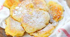 Almás kelt palacsinta Pancakes, Waffles, Crepes, Food Styling, Doughnut, Nom Nom, Food And Drink, Cooking Recipes, Bread