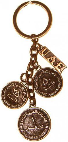 TMAXstore : UAE Dirham Round Metal Keychain TS119 price, review and buy in UAE, Dubai, Abu Dhabi   Souq.com