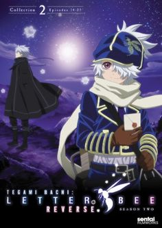 Tegami Bachi: Letter Bee Reverse (Season 2) DVD Collection 2 (S) #RightStuf2014