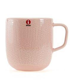 Pink Sarjaton Mug- 12 oz