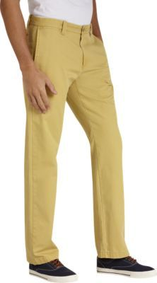 mustard khakis