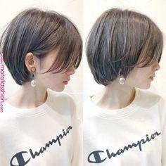 """좋아요 1,119개, 댓글 0개 - Instagram의 ショートヘア/ショートボブ//浦寛大(@urakanta)님: """"大人気の【グレージュショートボブ】 Girl Short Hair, Short Hair Cuts, Pretty Hairstyles, Bob Hairstyles, Shory Hair, Pelo Guay, Korean Short Hair, Japanese Short Hairstyle, Shot Hair Styles"""