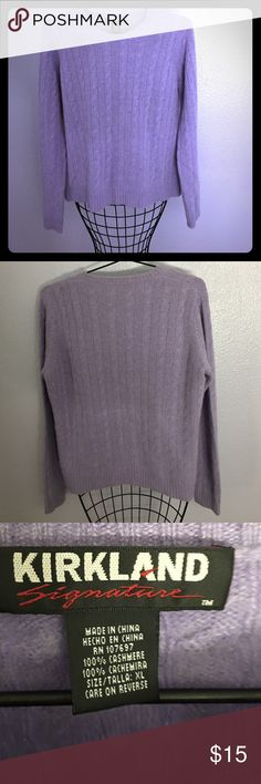 Sweater for women. Size XL Nice sweater for women. Size XL kirkland Sweaters