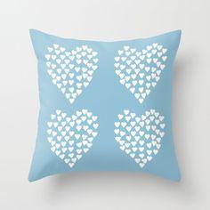 #heart #hearts #love #white #blue #sky #light #projectm