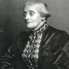 June 17th On This Day 1873:  Susan B. Anthony is tried for illegally voting in the presidential election of 1872. From her speech after being arrested