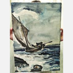 Sailors At Sea, $116, now featured on Fab.