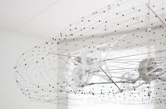 A Captivating Mechanical Cloud That Tells The Weather