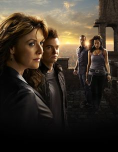 Sanctuary - really really liked the first 2 seasons. need to find and watch 3 & 4 now...