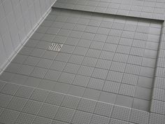topcer tegels voor de badkamer (inloopdouche)