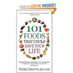 A great science-based food resource to add to your shelf from the Guyatitian himself, my friend and colleague Dave Grotto.
