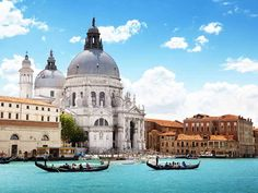 #Venice, #Italy #San_Marco. Because they've been the subject of so many #Renaissance_paintings , the iconic landmarks of Venice stop the heart when you see them for the first time. The #Rialto, the Bridge of Sighs, the vast expanse of San Marco look much as they did 400 years ago, but nothing evokes the mystery of #La_Serenissima quite like Santa Maria Salute looming out of the mist at the entrance to the Grand Canal.