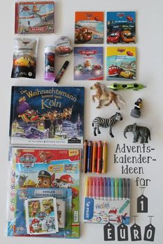 Adventskalender fuellen fuer 1 Euro Ideen fuer Kinder Jules kleines Freudenhaus Christmas Carol, Xmas, Text Pranks, I Want A Baby, Wanting A Baby, Printing Ink, Happy New Year 2020, Little Books, Christmas Traditions