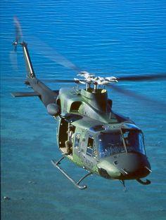 Canadian Coast Guard CH-146/Bell 412.