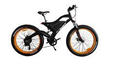 EAZbike® TDE18 - Fatbike el-sykkel - 750W motor  - sort Bicycles For Sale, Fat Bike, Vehicles, Car, All Terrain Bike, Vehicle, Tools