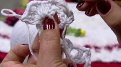 Mulher.com - 30/08/2016 - Tapete em crochê - Maria José P1