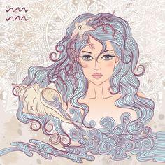 Aquarius the Water-bearer