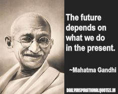 Gandhi quote on leadership - Google Search