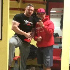 """Me and my buddy big 😊 What Is Like, Thats Not My, My Buddy, Bodybuilding, Friends, Big, Instagram Posts, Amigos, Boyfriends"