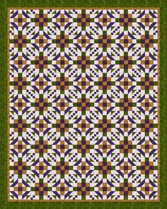 Free Quilt Patterns for Beginning to Experienced Quilters