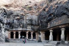 Architectural Photography at Elephanta Caves