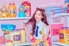 Kpop Girl Groups, Kpop Girls, Fans Cafe, Contemporary Dance, Mini Albums, Rapper, Twitter, Teaser, Baby Girls