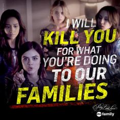 'Pretty Little Liars' Season 6 Premiere: Is Andrew Campbell 'Charles DiLaurentis'? Pretty Little Liars Season 6 Pretty Little Liars Aria, Pretty Little Liars Quotes, Pretty Little Liars Seasons, Love My Sister, Aria Montgomery, Abc Family, Group Of Friends, Best Shows Ever, Best Memes