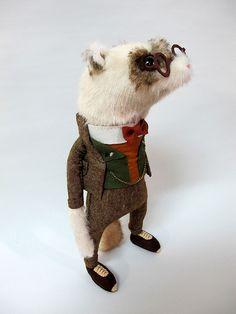 Ferret! | by cat rabbit