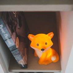 LED-Leichte im Fuchs-Look